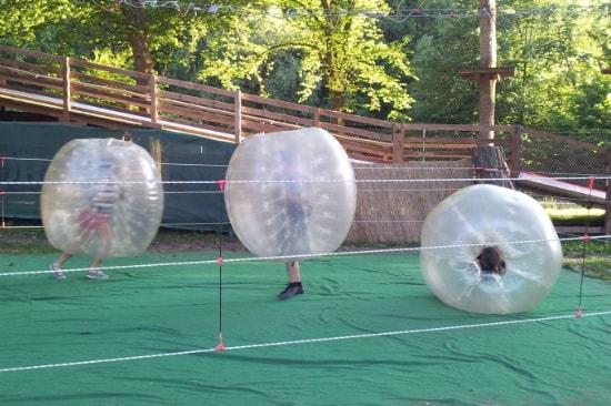 Zábavné centrum Gibon park v Rožnově